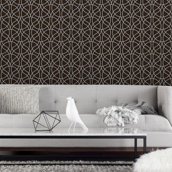 Canopy Wallpaper-Wallpaper Option Set-Inhabit