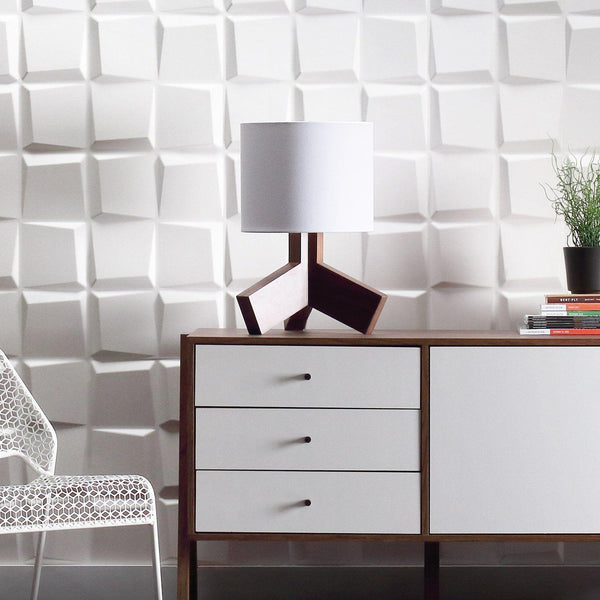 Cubit 2nd Quality Wall Flats - 3D Wall Panels-Outlet Wall Flats-Inhabit