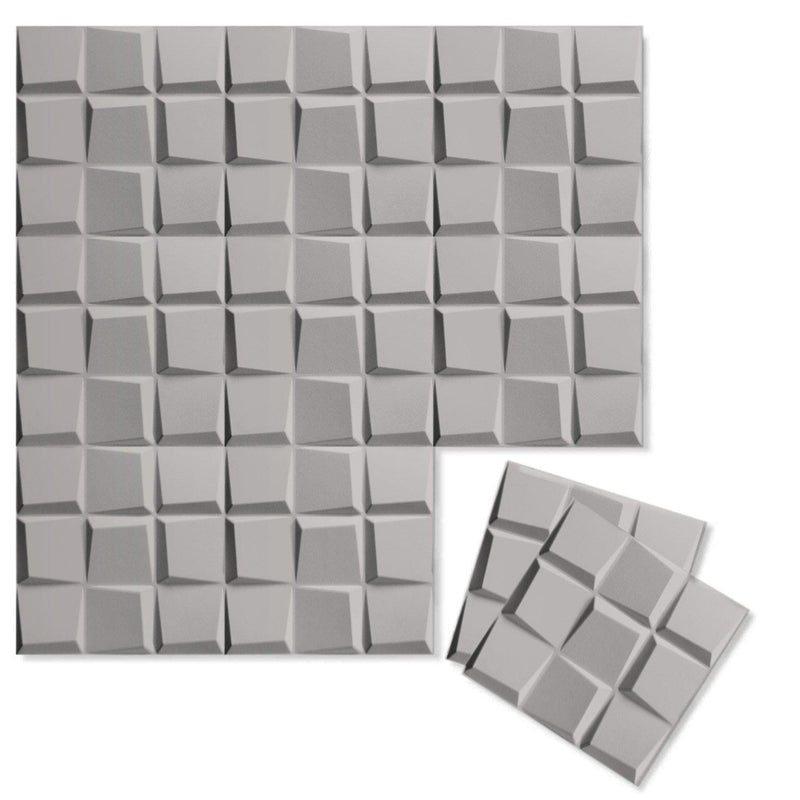 Luxe Supermatte Wall Flats - 3D Wall Panels - Cubit 3D Supermatte Wall Flats - 5 - Inhabit
