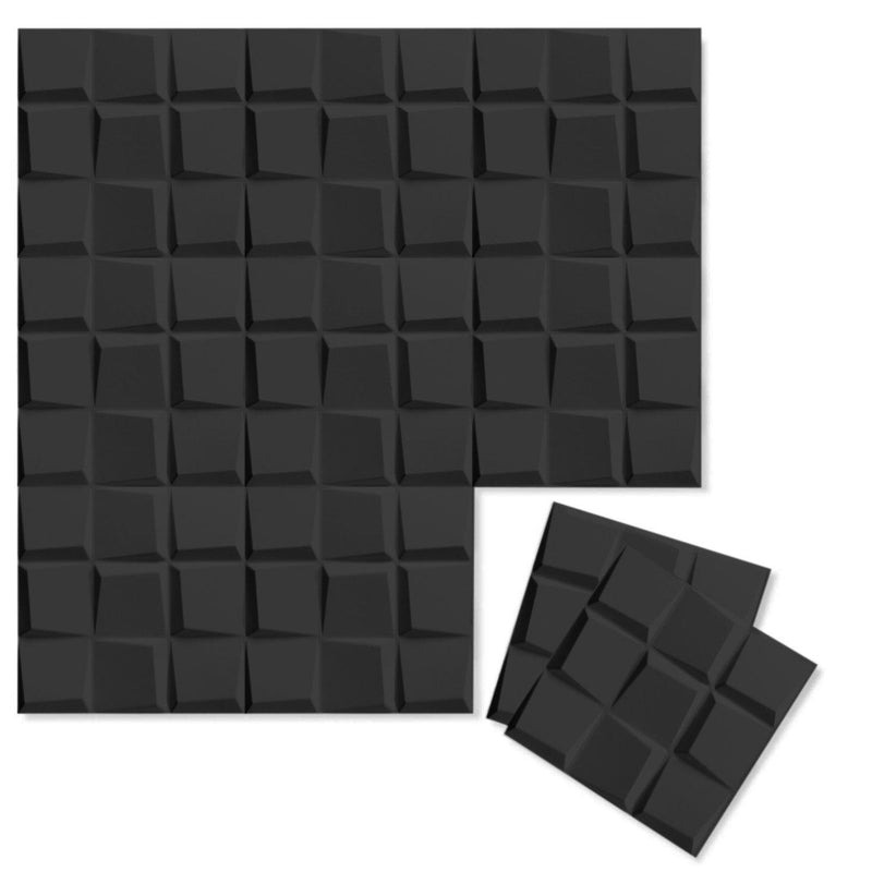 Luxe Supermatte Wall Flats - 3D Wall Panels - Cubit 3D Supermatte Wall Flats - 6 - Inhabit