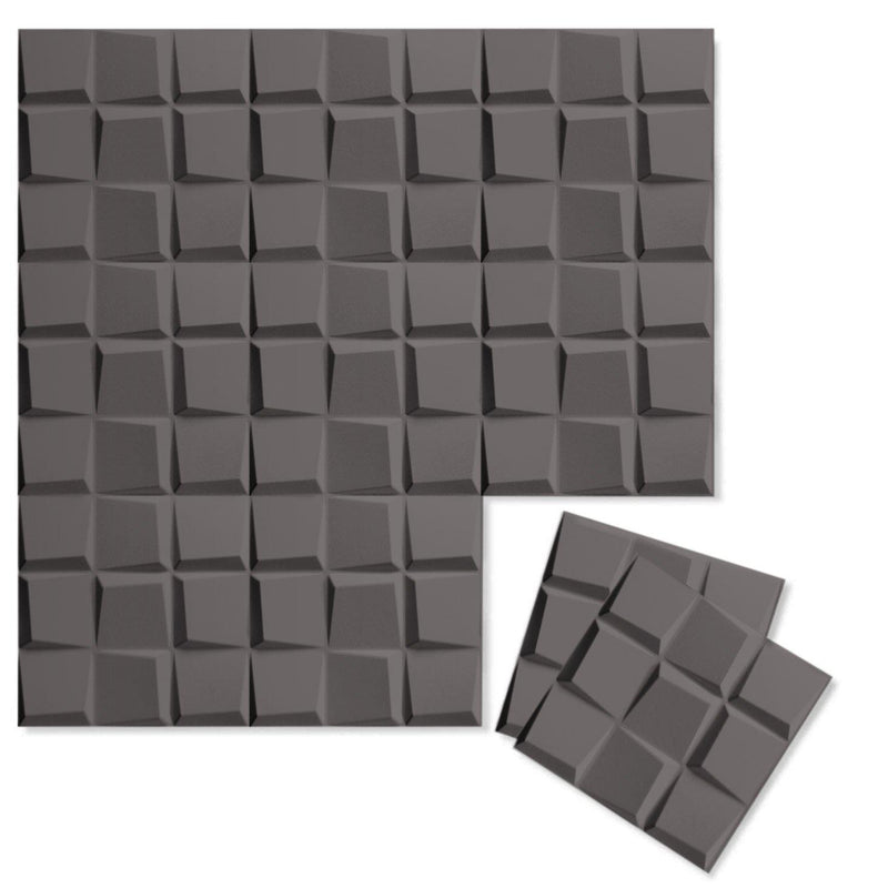 Luxe Supermatte Wall Flats - 3D Wall Panels - Cubit 3D Supermatte Wall Flats - 7 - Inhabit
