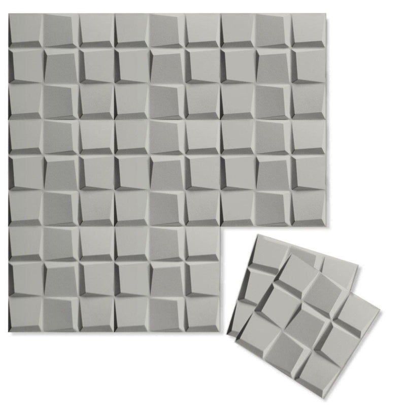 Luxe Supermatte Wall Flats - 3D Wall Panels - Cubit 3D Supermatte Wall Flats - 8 - Inhabit