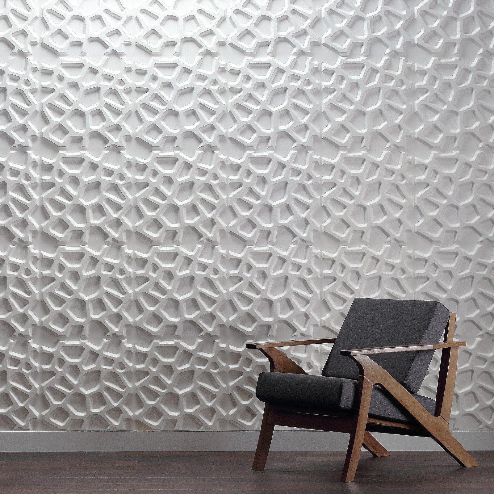 Flower 3d Wall Panels : Modern furnishings d wall panels dimensional walls