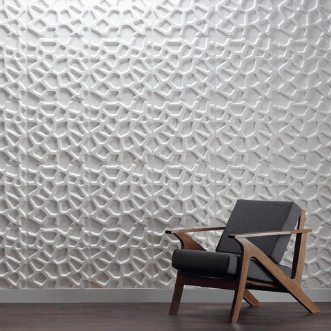 Braille Wall Flats - 3D Wall Panels