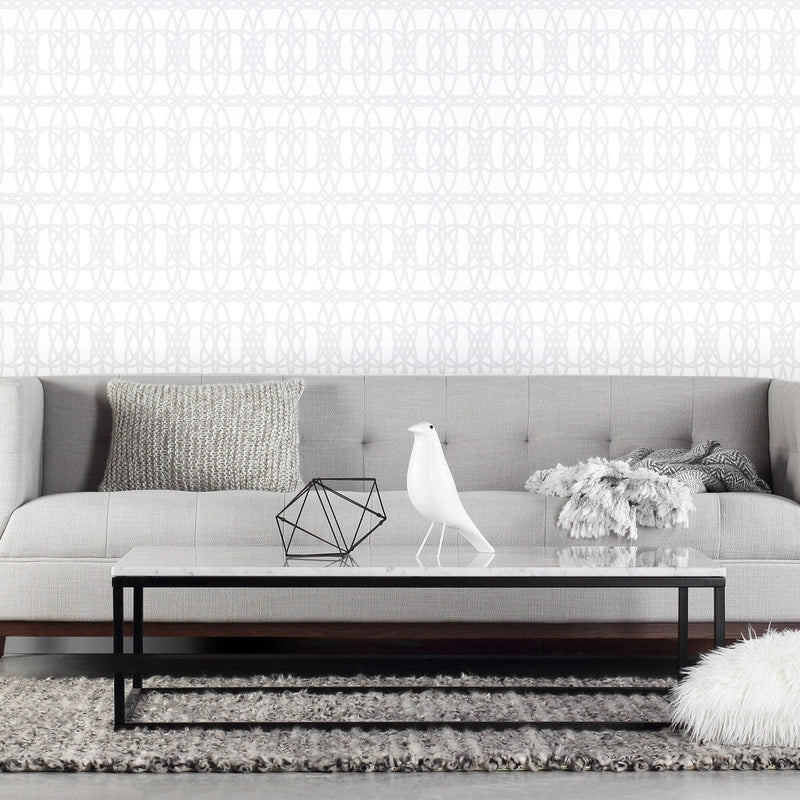 Loom Wallpaper-Wallpaper Option Set-Inhabit