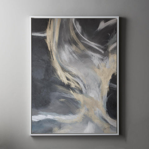 Upper Mantle 1 Framed Art Canvas