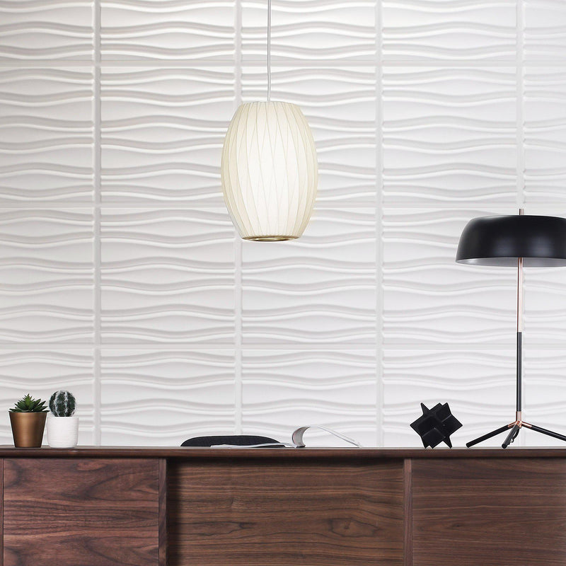 Swell Wall Flats - 3D Wall Panels-Wall Flats - 3D Wall Panels-Inhabit