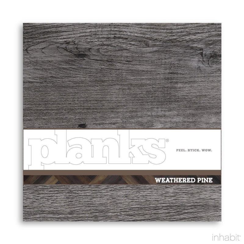 Variplank Peel and Stick Wood Look Samples-Variplank-Inhabit