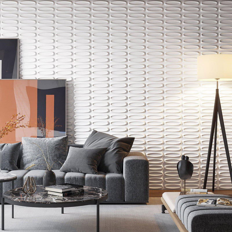 Architect Paint Ready Wall Flats - 3D Wall Panels - Wall Flats - 3D Wall Panels - 1 - Inhabit