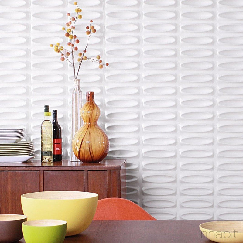 Architect Paint Ready Wall Flats - 3D Wall Panels - Wall Flats - 3D Wall Panels - 4 - Inhabit