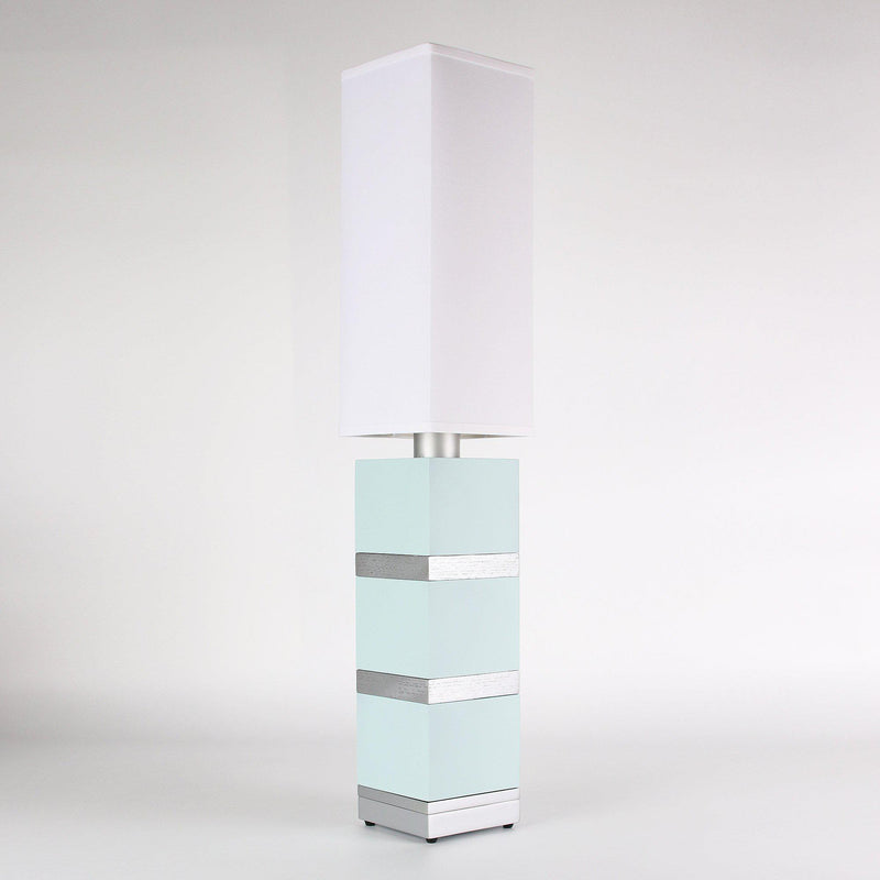 Builtby Table Lamps - Builtby Chunk Table Lamp in Cloud - 6 - Inhabit