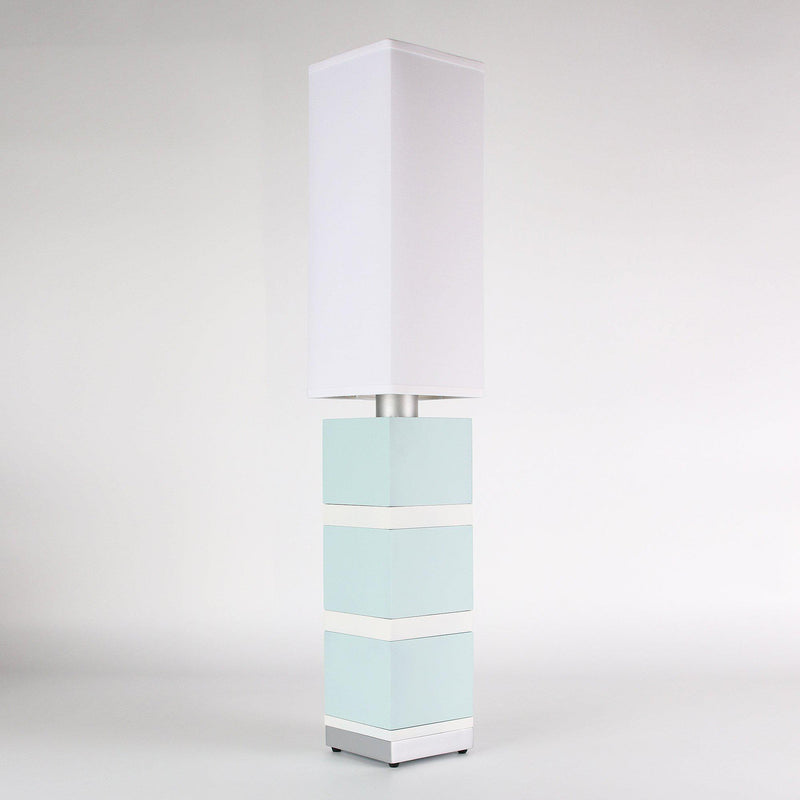 Builtby Table Lamps - Builtby Chunk Table Lamp in Cloud - 5 - Inhabit