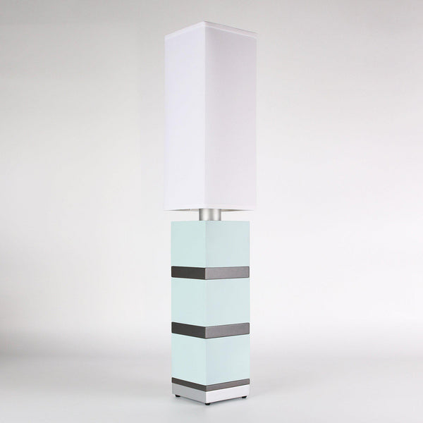 Builtby Table Lamps - Builtby Chunk Table Lamp in Cloud - 2 - Inhabit