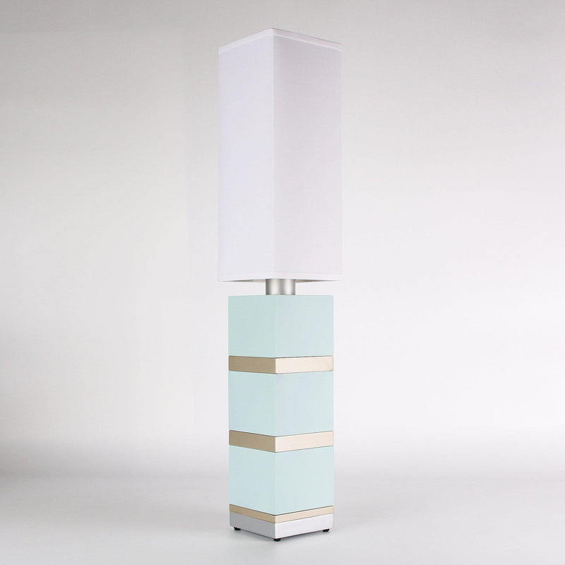 Builtby Table Lamps - Builtby Chunk Table Lamp in Cloud - 3 - Inhabit