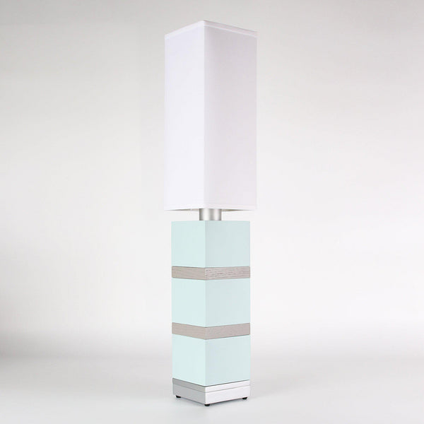 Builtby Table Lamps - Builtby Chunk Table Lamp in Cloud - 1 - Inhabit