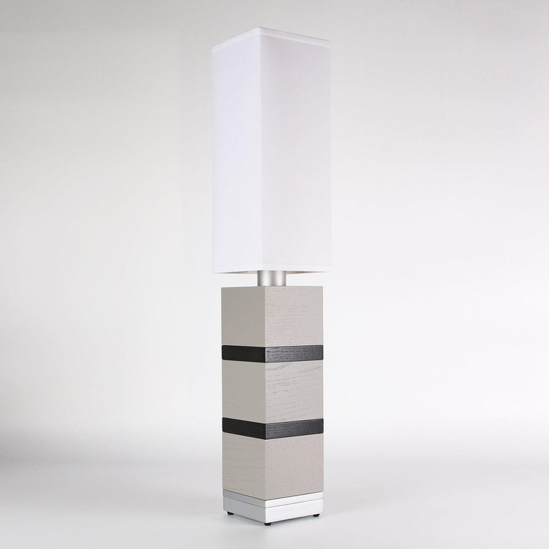Builtby Table Lamps - Builtby Chunk Table Lamp in Gray - 7 - Inhabit