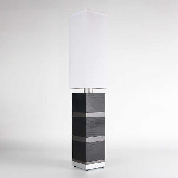 Builtby Table Lamps - Builtby Chunk Table Lamp in Matte Black - 2 - Inhabit