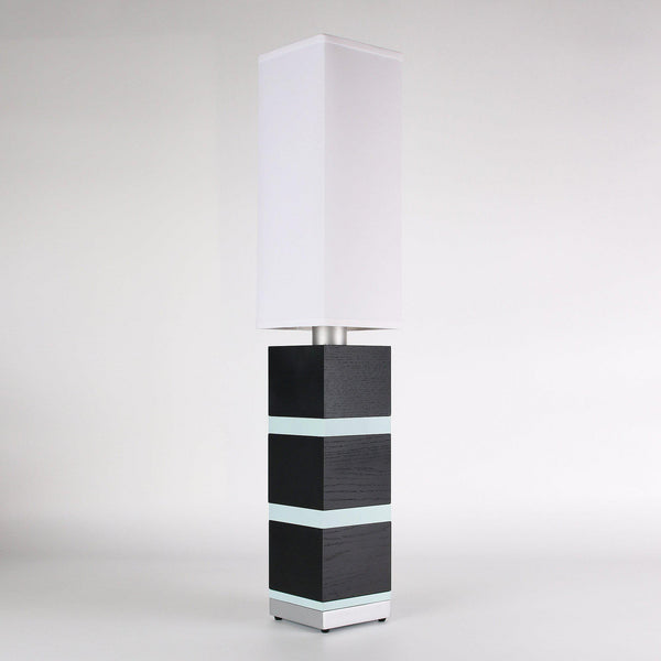 Builtby Table Lamps - Builtby Chunk Table Lamp in Matte Black - 1 - Inhabit