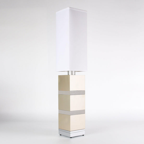 Builtby Table Lamps - Builtby Chunk Table Lamp in Matte Gold - 1 - Inhabit