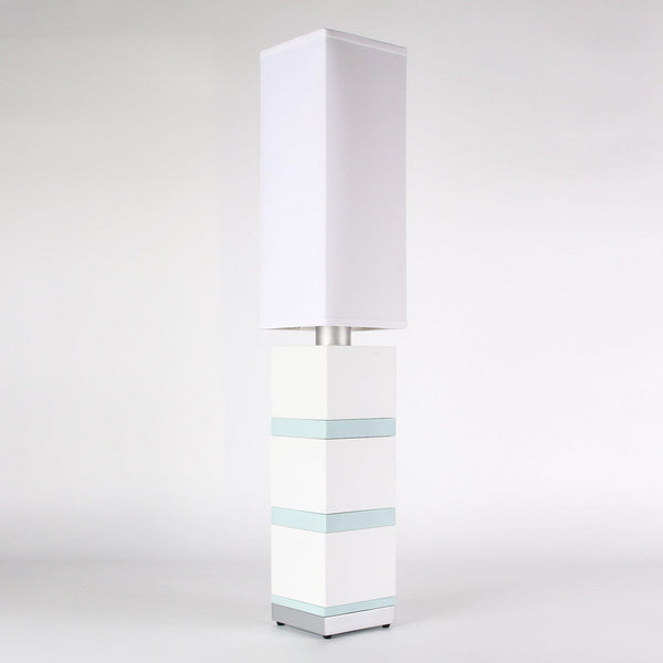 Builtby Table Lamps - Builtby Chunk Table Lamp in Matte White - 2 - Inhabit