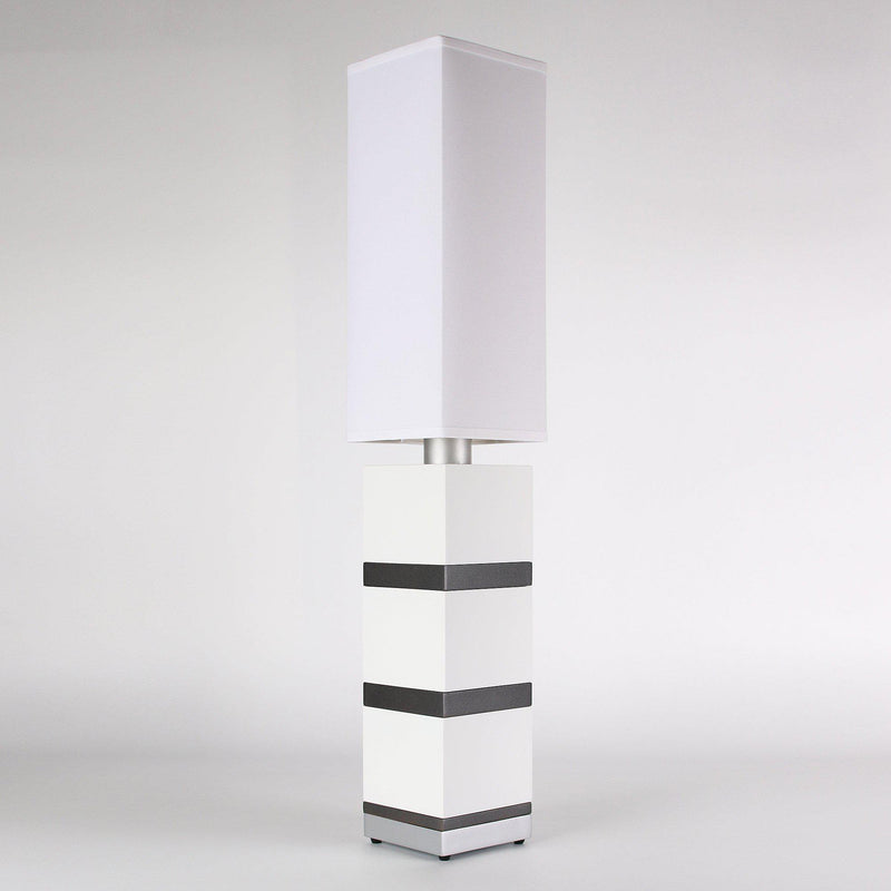 Builtby Table Lamps - Builtby Chunk Table Lamp in Matte White - 5 - Inhabit