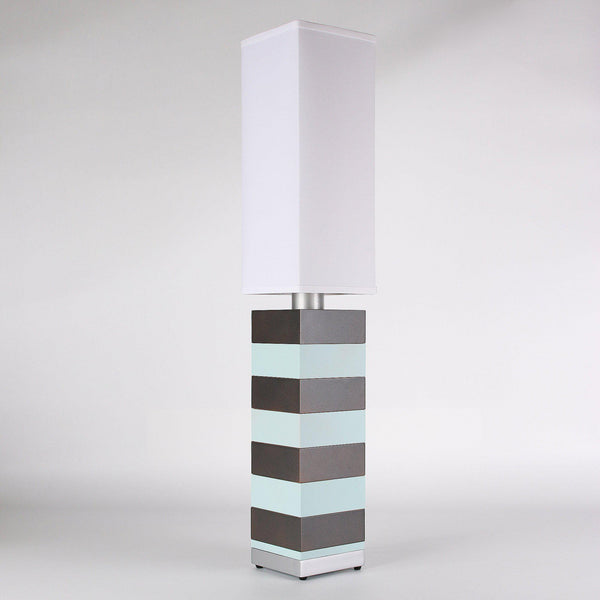 Builtby Table Lamps - Builtby Even Steven Table Lamp in Charcoal - 2 - Inhabit