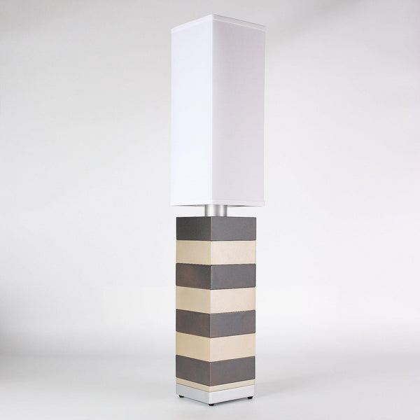 Builtby Table Lamps - Builtby Even Steven Table Lamp in Charcoal - 1 - Inhabit