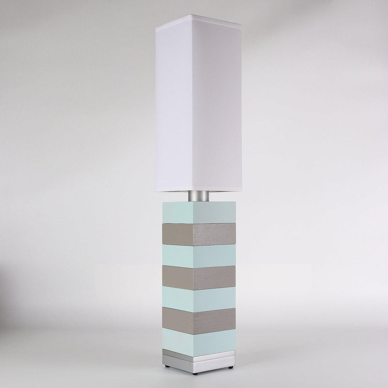 Builtby Table Lamps - Builtby Even Steven Table Lamp in Cloud - 1 - Inhabit