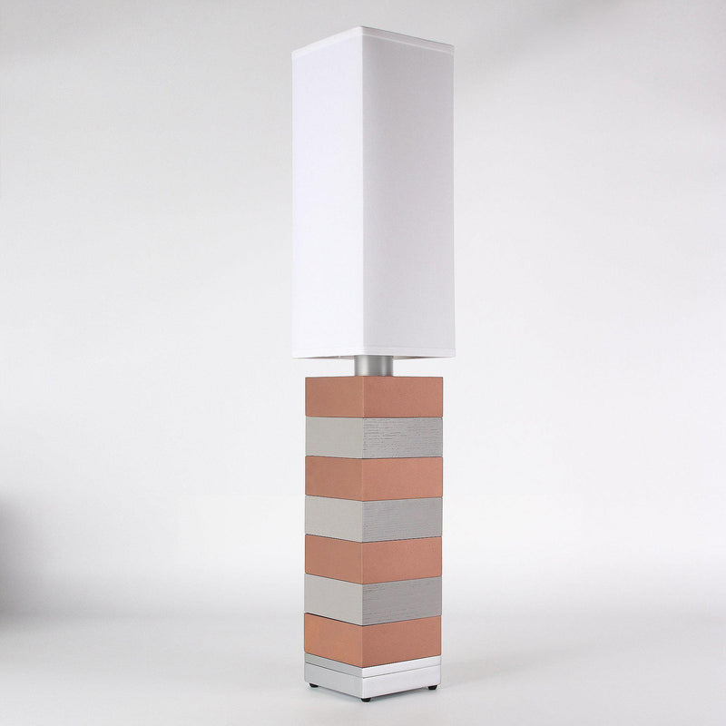 Builtby Table Lamps - Builtby Even Steven Table Lamp in Gray - 4 - Inhabit