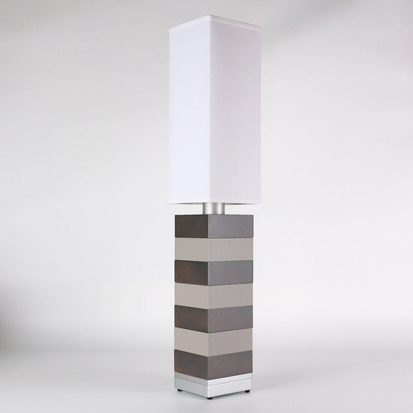 Builtby Table Lamps - Builtby Even Steven Table Lamp in Gray - 2 - Inhabit