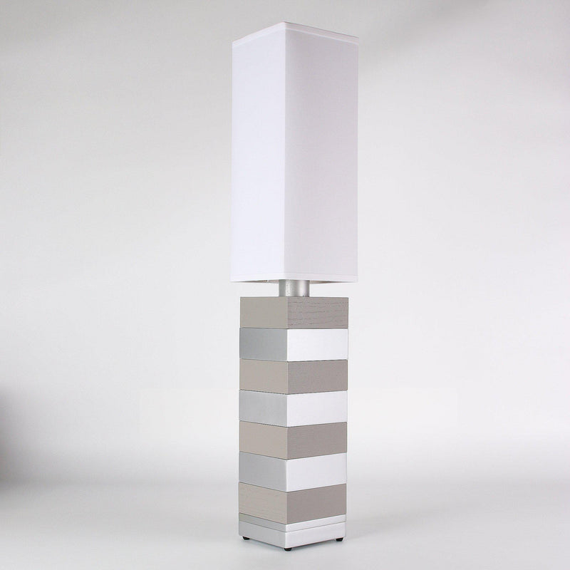 Builtby Table Lamps - Builtby Even Steven Table Lamp in Gray - 6 - Inhabit