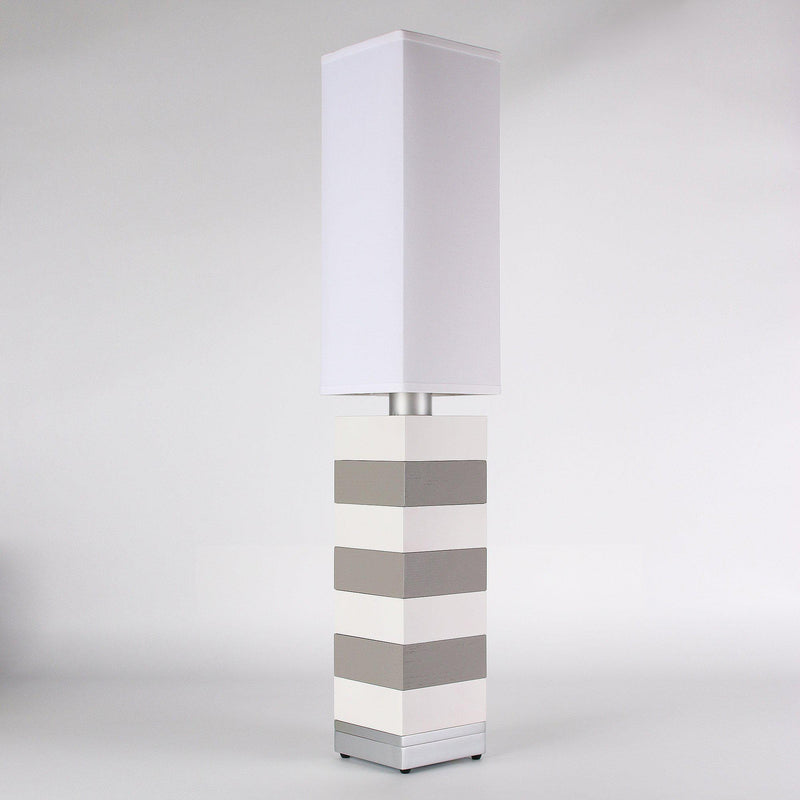 Builtby Table Lamps - Builtby Even Steven Table Lamp in Gray - 5 - Inhabit