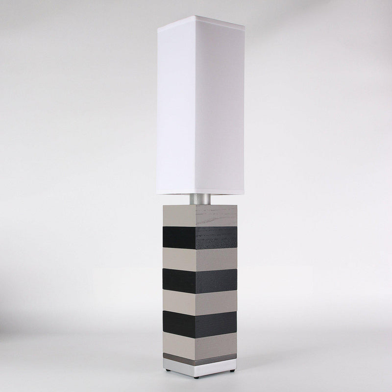 Builtby Table Lamps - Builtby Even Steven Table Lamp in Gray - 7 - Inhabit