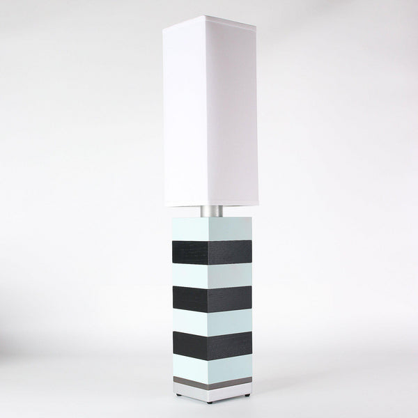 Builtby Table Lamps - Builtby Even Steven Table Lamp in Matte Black - 1 - Inhabit
