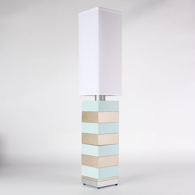 Builtby Table Lamps - Builtby Even Steven Table Lamp in Matte Gold - 4 - Inhabit