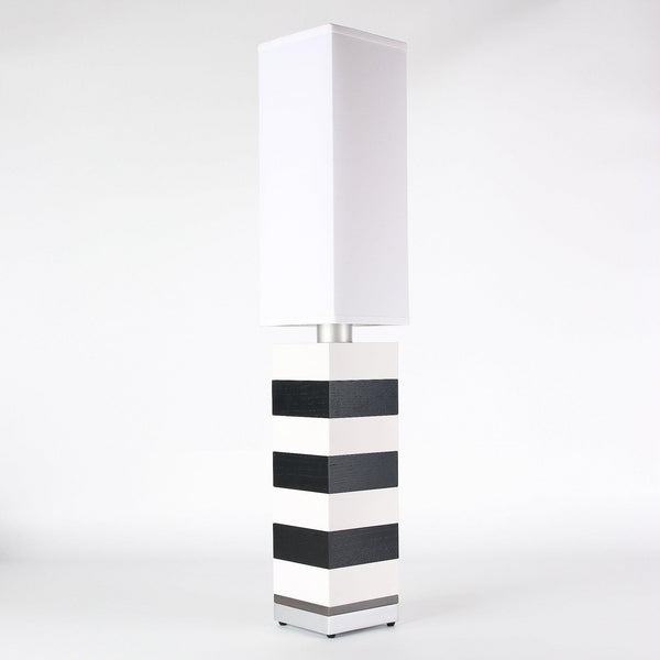 Builtby Table Lamps - Builtby Even Steven Table Lamp in Matte White - 1 - Inhabit