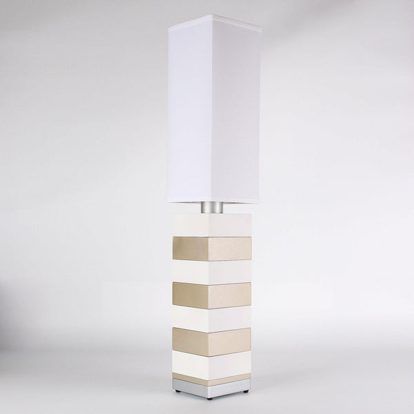 Builtby Table Lamps - Builtby Even Steven Table Lamp in Matte White - 2 - Inhabit