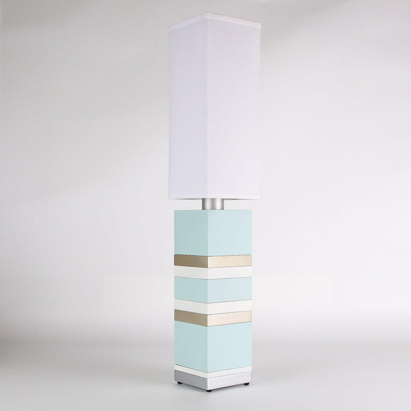 Builtby Table Lamps - Builtby Stack Table Lamp in Cloud - 1 - Inhabit