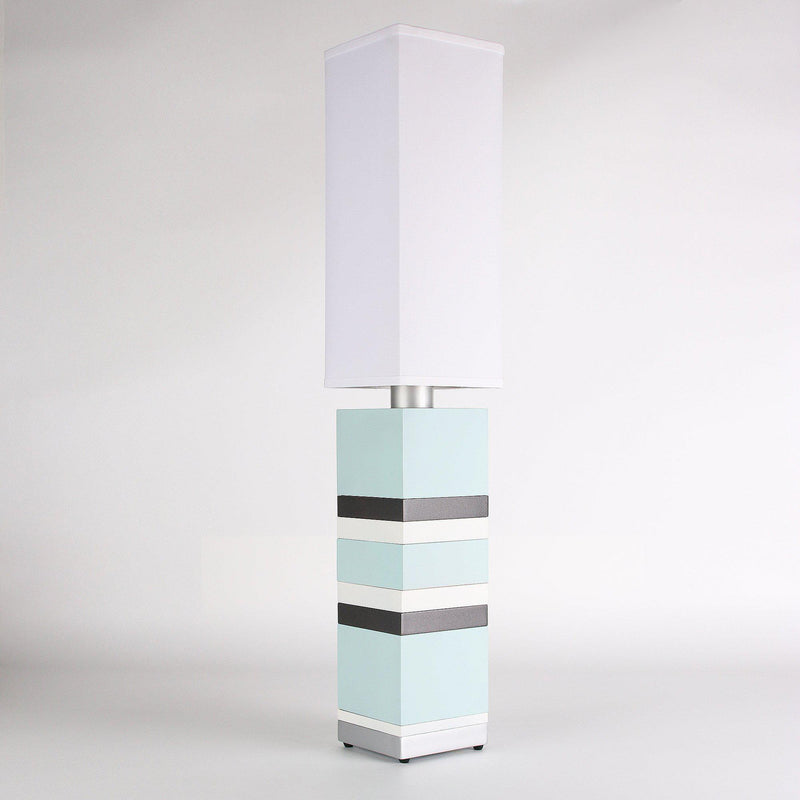 Builtby Table Lamps - Builtby Stack Table Lamp in Cloud - 6 - Inhabit