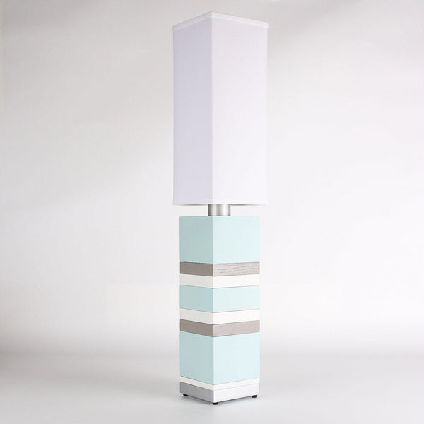 Builtby Table Lamps - Builtby Stack Table Lamp in Cloud - 2 - Inhabit