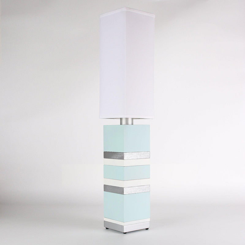 Builtby Table Lamps - Builtby Stack Table Lamp in Cloud - 7 - Inhabit