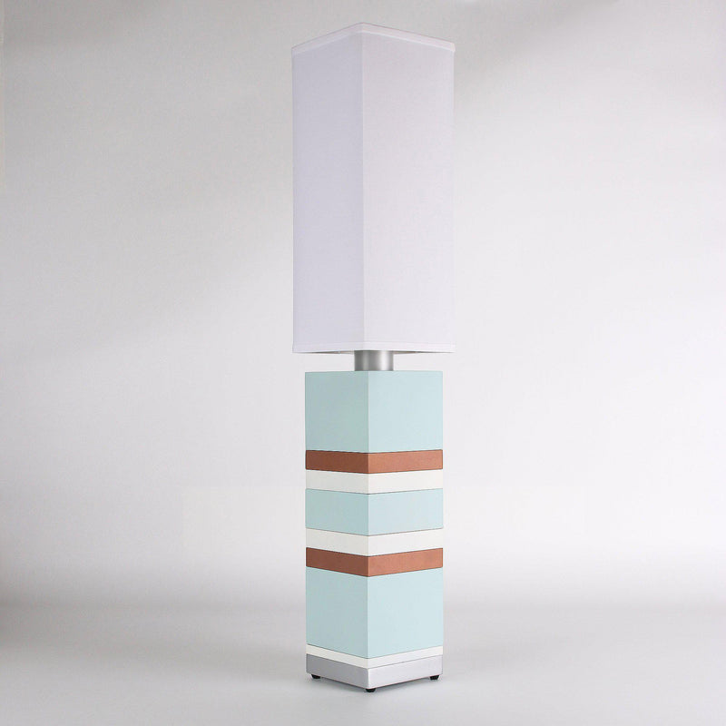 Builtby Table Lamps - Builtby Stack Table Lamp in Cloud - 8 - Inhabit