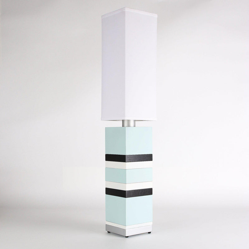 Builtby Table Lamps - Builtby Stack Table Lamp in Cloud - 4 - Inhabit