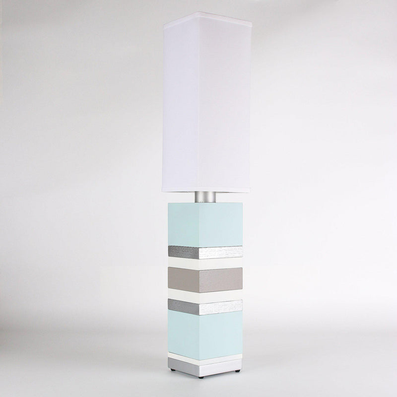 Builtby Table Lamps - Builtby Stack Table Lamp in Cloud - 5 - Inhabit