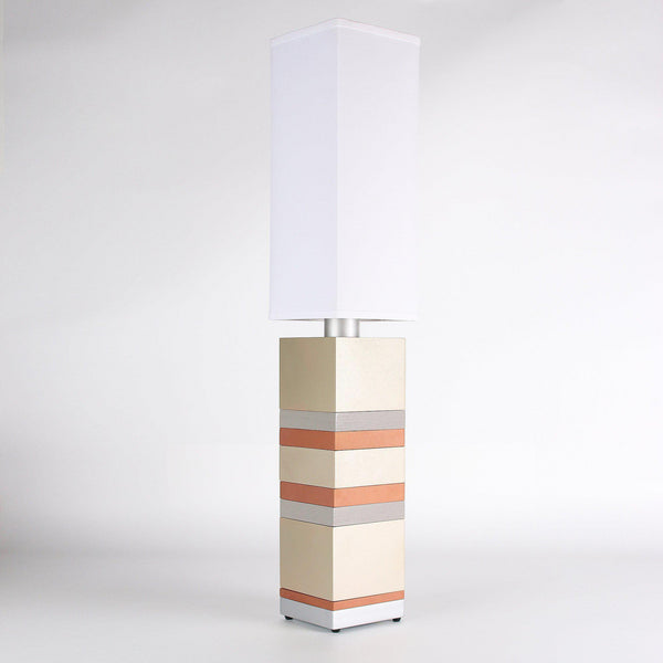 Builtby Stack Table Lamp in Matte Gold - Builtby Table Lamps - 2 - Inhabit