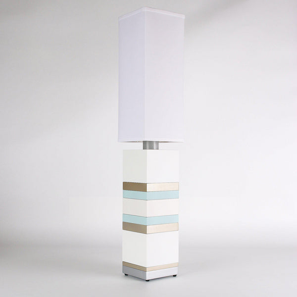 Builtby Table Lamps - Builtby Stack Table Lamp in White - 2 - Inhabit