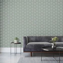 Canopy Bespoke Wallpaper - Wallpaper - Peel and Stick Wallpaper - Commercial Wallpaper - 1 - Inhabit