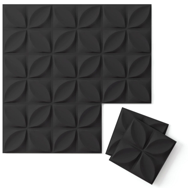 Luxe Supermatte Wall Flats - 3D Wall Panels - Chrysalis 3D Supermatte Wall Flats - 5 - Inhabit