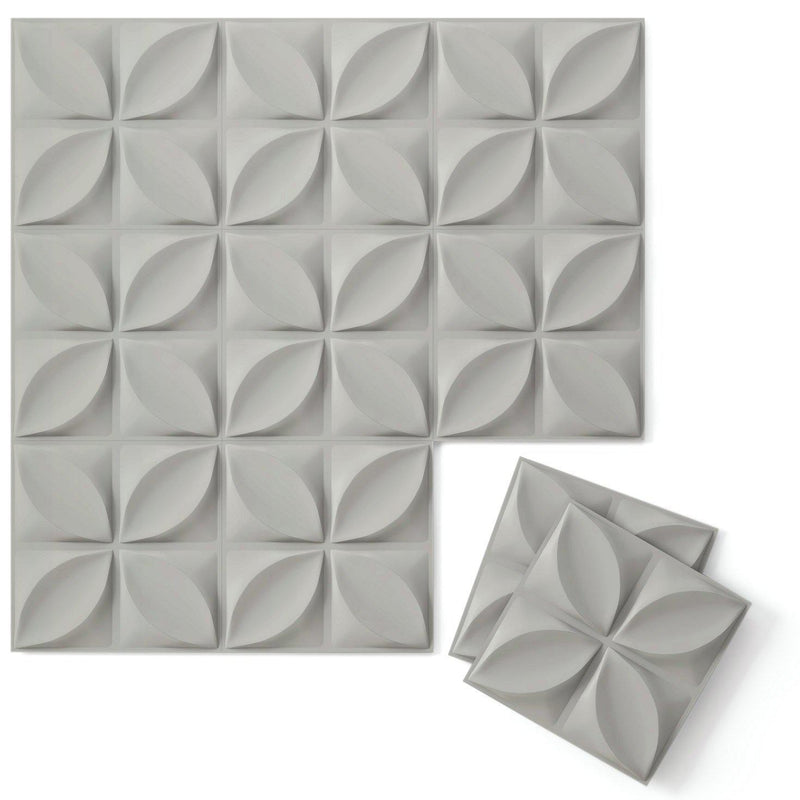 Luxe Supermatte Wall Flats - 3D Wall Panels - Chrysalis 3D Supermatte Wall Flats - 7 - Inhabit