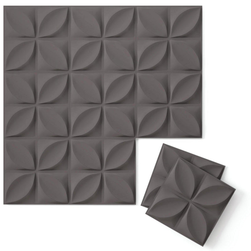 Luxe Supermatte Wall Flats - 3D Wall Panels - Chrysalis 3D Supermatte Wall Flats - 6 - Inhabit